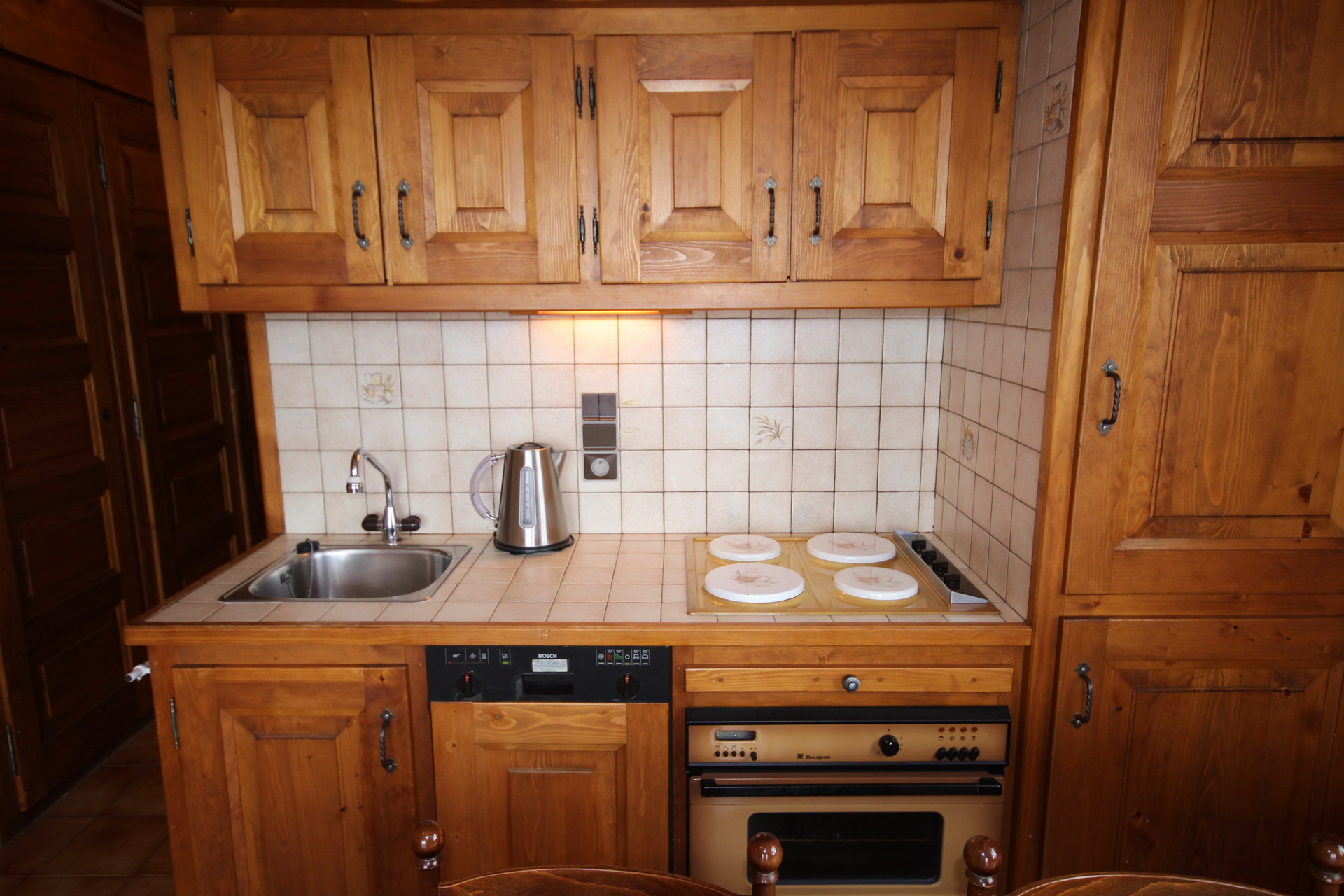 Appartements Roselend
