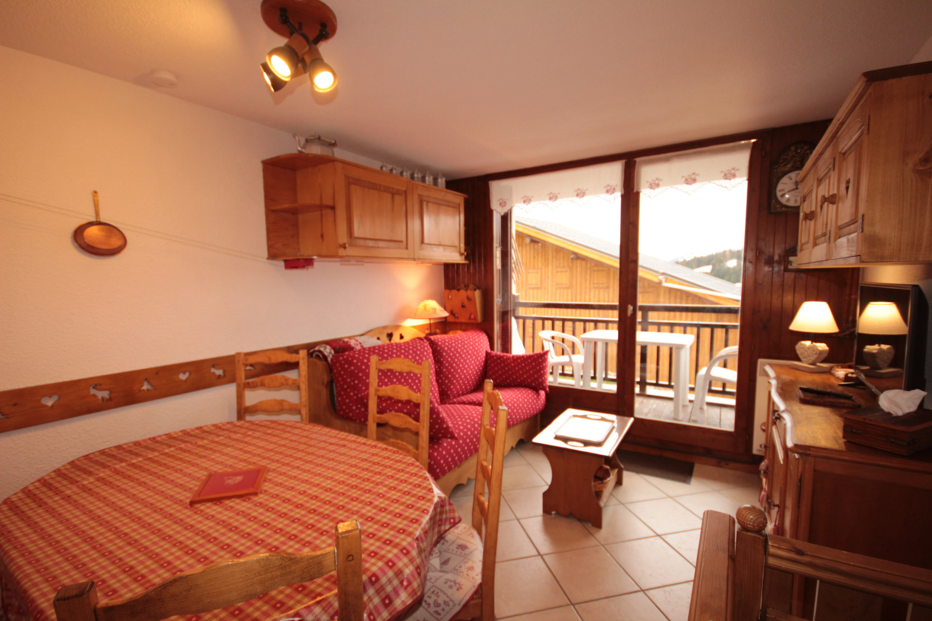 Appartements Neige D'or