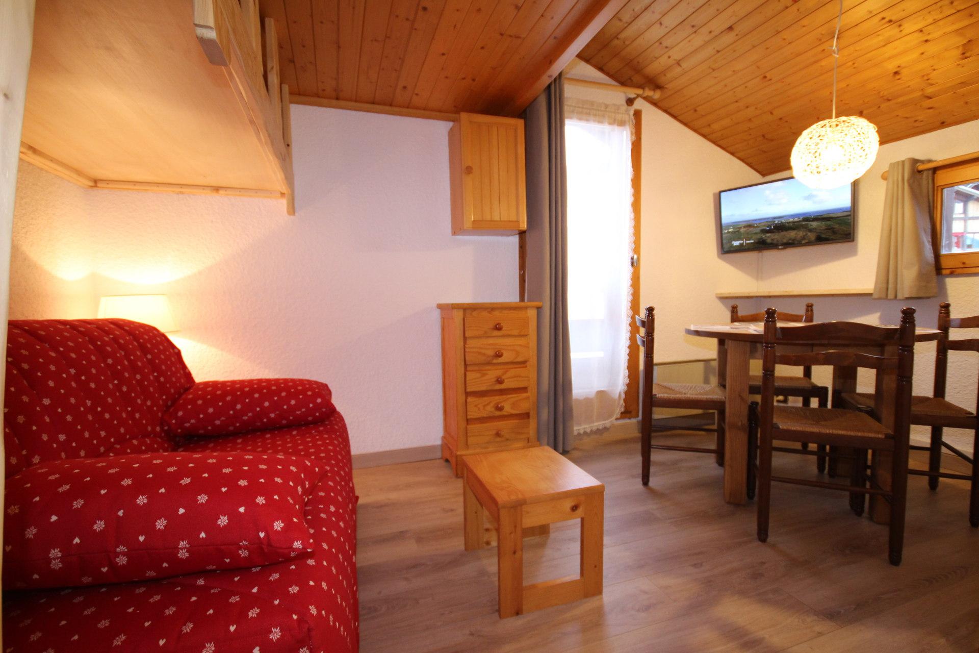 Appartements Mont Blanc B