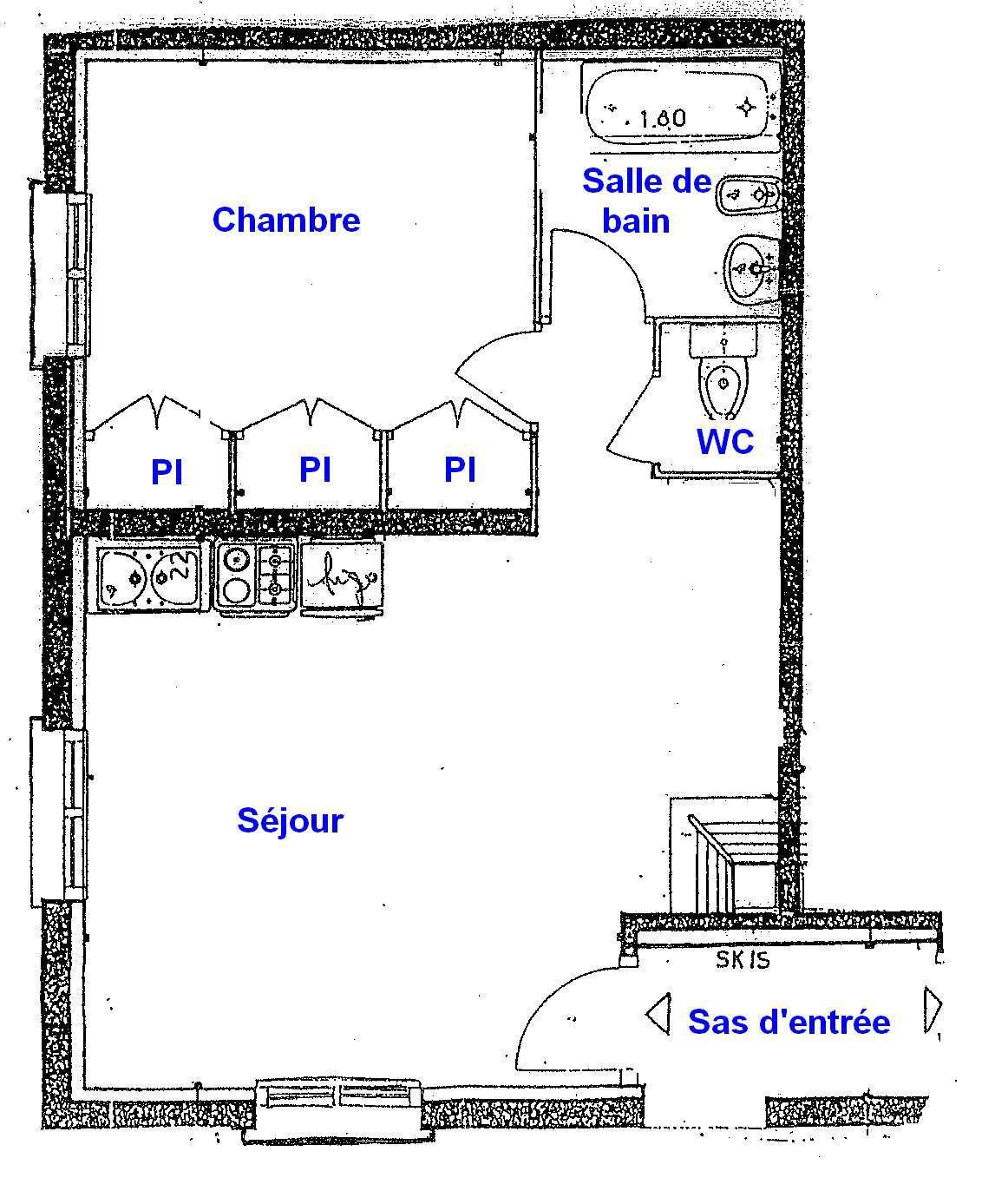 Appartements Bellerive